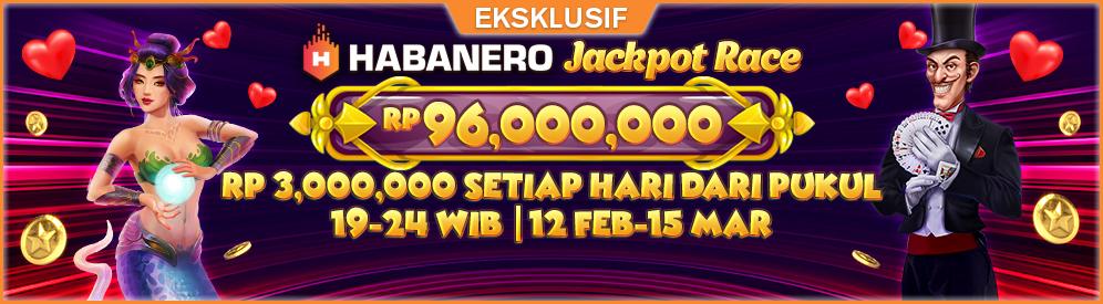 Habanero Jackpot Race 2